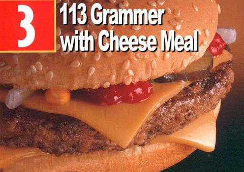 The 113 Grammer With Cheese