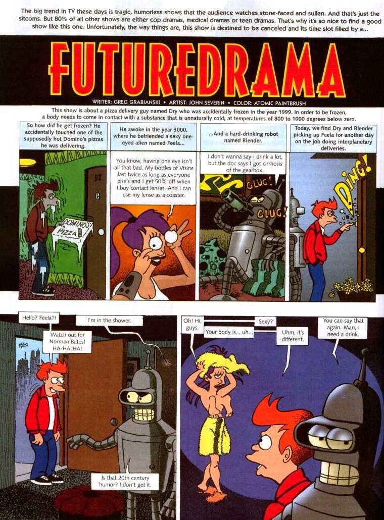 Futuredrama
