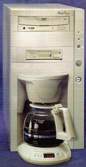 The Mr. Computer Coffee Maker
