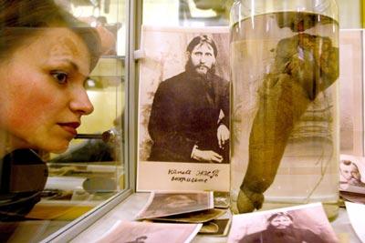 Rah-Rah-Rasputin had a big wang!