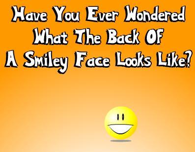 smiley back!