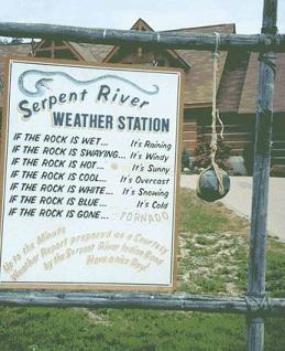 Serpent River Weather Station!